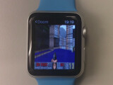 Bild: Läuft: Doom auf der Apple Watch mit WatchOS 2.
