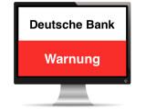 Bild: Kriminelle versenden gefälschte E-Mails und locken damit den Nutzer auf gefälschte Webseiten. Dort werden persönliche Daten gestohlen.
