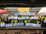 Bild: Kommentar: Alte Gewerkschaften gegen neue Marktmacht Teaser