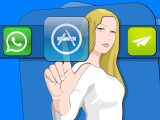 Bild: 1.500 iOS-Apps weisen eine schwere Sicherheitslücke auf.
