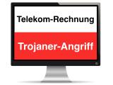 Bild: Gefälschte Telekom-Rechnungen bringen einen Trojaner auf den PC der Nutzer.