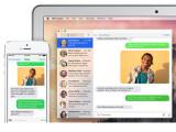 Bild: Habt ihr das entsprechende Feature richtig eingerichtet, empfangt und sendet ihr eure SMS zusätzlich zum iPhone auch vom iPad aus.