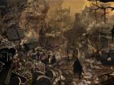 Bild: Finster und bedrückend: Elemente der Souls-Serie sind auch in Bloodborne deutlich vorhanden.