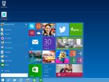 Bild: Das Startmenü kehrt in Windows 10 zurück.