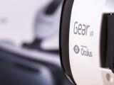 Bild: Samsungs Gear VR wird in Kooperation mit Oculus VR entwickelt.