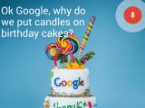 Bild: Gibt diese Torte einen Hinweis auf den Namen von Android L?