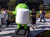 Bild: Android 6.0 hört auf den Namen Marshmallow.