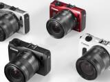 Bild: Die Canon EOS M ist seit Juli 2012 auf dem Markt. Canon arbeitet Gerüchten zufolge an einem professionelleren Modell.