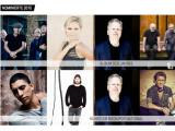 Bild: Der Echo 2015: Zu den Nominierten zählen unter anderem Herbert Grönemeyer, AC/DC und Helene Fischer.