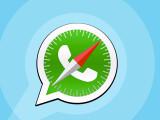 Bild: Das Chatten mit WhatsApp Web wird jetzt auch von Safari unterstützt