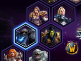 Bild: Zum Launch sind 30 Charaktere aus dem Blizzard-Universum spielbar.