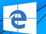 Bild: Microsoft Edge ist der neue Standardbrowser in Windows 10.