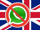 Bild: Steht WhatsApp in Großbritannien vor dem Ende?
