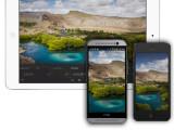 Bild: Adobe Lightroom mobile ist nun auch auf Android-Geräten nutzbar.