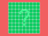 Bild: Siehst du den Farbunterschied in den Quadraten von Kuku Kube?