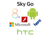 Bild: Die Updates der Kalenderwoche 11 - mit dabei: iOS, Android, Nokia Here, Microsoft, Sky Go, Flash Player und HTC.