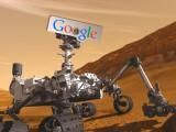 Bild: Google auf dem Mars? Der Suchmaschinenanbieter hat einen Teil des Moffet-Federal-Flugfeldes der NASA für 60 Jahre gepachtet.