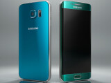 Bild: Das Samsung Galaxy S6 und S6 Edge in neuer Farbpracht.