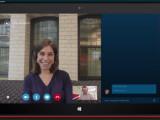 Bild: Die Skype Preview-Version übersetzt zunchst Englisch und Spanisch nahezu in Echtzeit per Sprachausgabe.