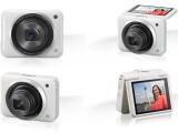 Bild: Die Canon Powershot N2 löst etwas höher auf als das Vorgängermodell und verfügt nun über einen um 180-Grad klappbaren Monitor.