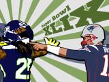 Bild: Das Football-Event des Jahres: der 49. Super Bowl.