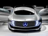 Bild: Mercedes zeigt auf der CES das atemberaubende Forschungsauto F 015.