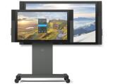 Bild: Den Microsoft Surface Hub wird es in einer 84- und 55-Zoll-Variante geben.