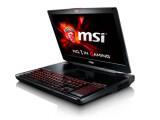 Bild: Das MSI GT80 Titan mit mechanischer Tastatur richtet sich insbesondere an Gamer.