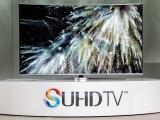 Bild: Samsung will die Qualität seiner Fernseher mit einer SUHD genannten Technologie verbessert haben.