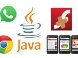 Bild: WhatsApp, Java, der Adobe Flash Player und Chrome haben Updates erhalten - die Softmaker Office-Apps für Android sind seit dieser Woche kostenlos zu haben.