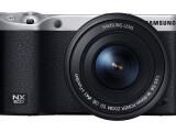 Bild: Die NX500 löst die NX300M ab. Kurz vor der CP+ in Yokohama präsentiert Samsung die neue Systemkamera.