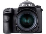 Bild: Ricoh zeigt den Prototypen einer Vollformat-DSLR. Die Pentax-Kamera soll noch 2015 in Serie gehen.