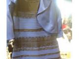 Bild: #TheDress ist manchmal Blau und Schwarz und manchmal Weiß und Gold.