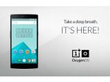 Bild: OxygenOS für das OnePlus One ist erschienen.