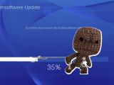 Bild: Das PS4-Update 2.51 ist 245,1 Megabyte groß.