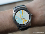 Bild: Google Maps - Android Wear