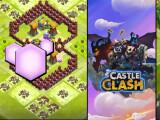 Bild: Wir zeigen euch, wie ihr in Schloss Konflikt: Castle Clash auch kostenlos an Edelsteine kommt.