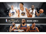 Bild: Curry oder James? Wer wird NBA-Champion? Die Finals 2015 werden es zeigen.