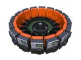 Bild: Der GoPro 360°array kombiniert 16 GoPro-Actionkameras.