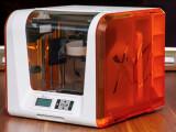 Bild: Günstiger 3D-Drucker: Der Da Vinci Jr. 1.0 kostet 400 Euro.