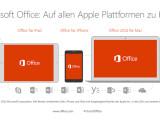 Bild: Office 2016 für Mac