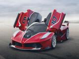 Bild: 1.050 PS Leistung bietet der Ferrari FXX K. (Bild: Ferrari)