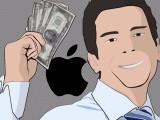 Bild: Apple-Praktikanten haben wohl genug Geld.