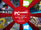 Bild: Die PC Gaming Show der E3 2015 kann mit etlichen Branchenriesen aufwarten.