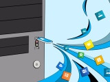 Bild: Windows 10 könnte es im USB-Format zu kaufen geben.