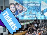 Bild: Es gibt für die Gamescom 2015 keine Tageskarten mehr.