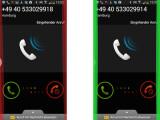 Bild: Die farbigen Anrufbenachrichtigungen des Galaxy S6 Edge könnt ihr euch auch auf euer Smartphone holen.