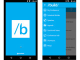Bild: Microsoft Build 2015-Apps