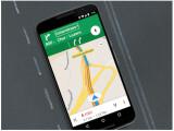 Bild: Google Maps mit Spurführungsassistent - Künftig auch in der Schweiz nutzbar.