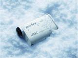 Bild: Die Sony FDR-X1000VR ermöglicht eine Aufzeichnung von Video in Ultra HD alias 4K.